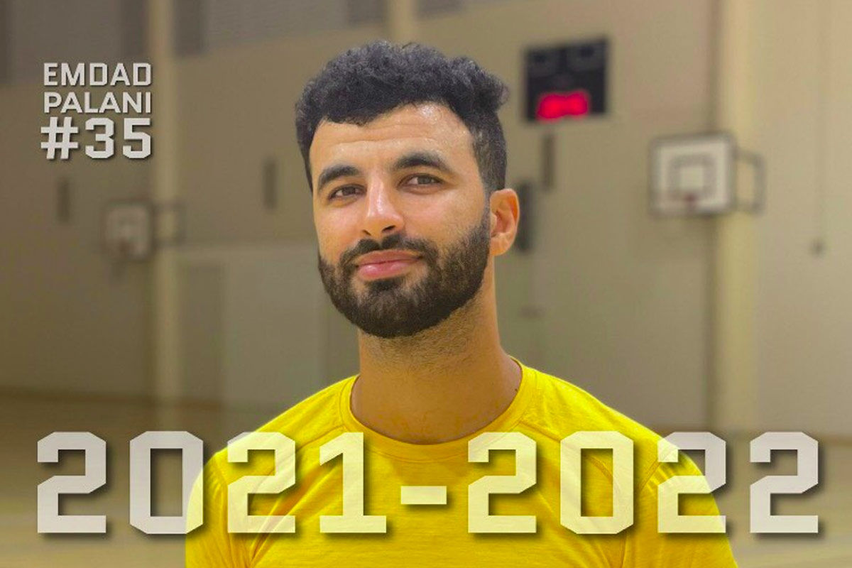 Uusi pelaaja - Emdad Palani